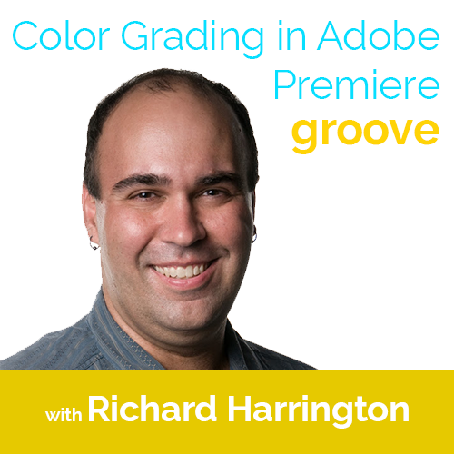 Film Look Color Correction in Adobe Premiere Groove
